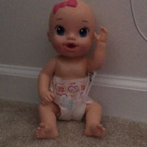 A baby alive